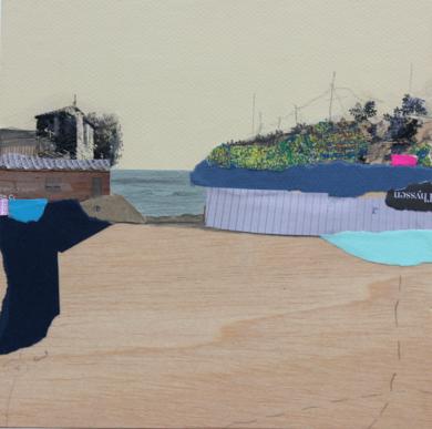 Sedentarios XXX|CollagedeEduardo Query| Compra arte en Flecha.es