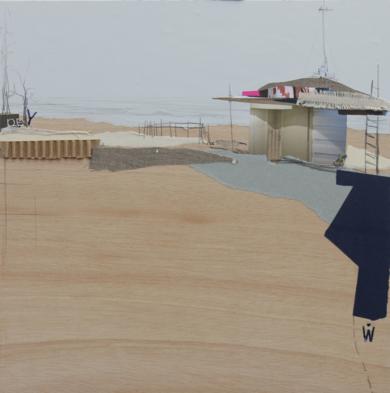 Sedentarios XXVII|CollagedeEduardo Query| Compra arte en Flecha.es