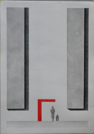 Obserbando 15|DibujodeSonia Alonso| Compra arte en Flecha.es