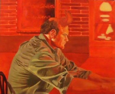 ENCRUCIJADA|PinturadeBianca Demo| Compra arte en Flecha.es