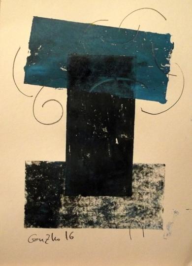 Retrato de fabrica III|PinturadeGonzho| Compra arte en Flecha.es