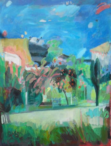 Huele a diversión|PinturadeIria| Compra arte en Flecha.es