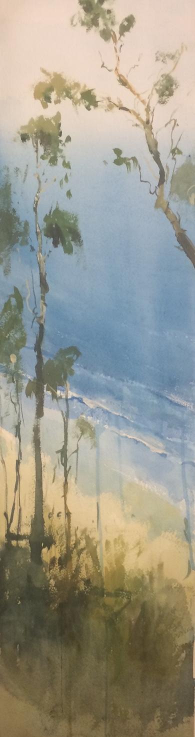 Oceano|PinturadeIñigo Lizarraga| Compra arte en Flecha.es