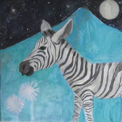 En busca del camino|IlustracióndeIria| Compra arte en Flecha.es