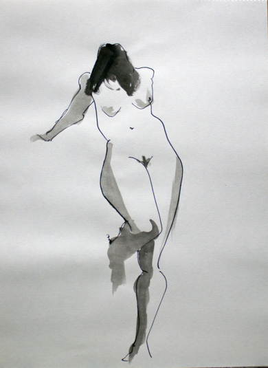 Sin título|DibujodeJuan Reig| Compra arte en Flecha.es