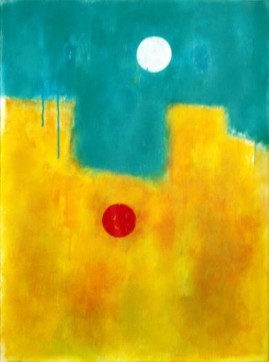 Reflex|PinturadeLuis Medina| Compra arte en Flecha.es