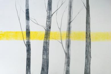 Arboles 2|Obra gráficadeMilena Mateva| Compra arte en Flecha.es