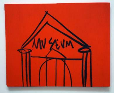 Museum I|DibujodeLaura Franco Carrión| Compra arte en Flecha.es