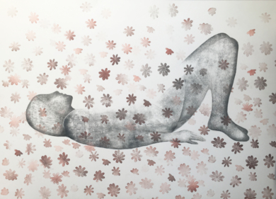 Melancolia|PinturadeMilena Mateva| Compra arte en Flecha.es