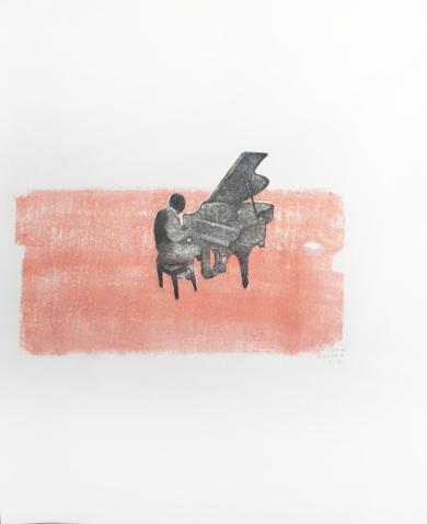 Soledad deseada 2|PinturadeMilena Mateva| Compra arte en Flecha.es
