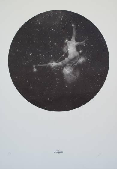 Taygete|Obra gráficadeElisa de la Torre| Compra arte en Flecha.es