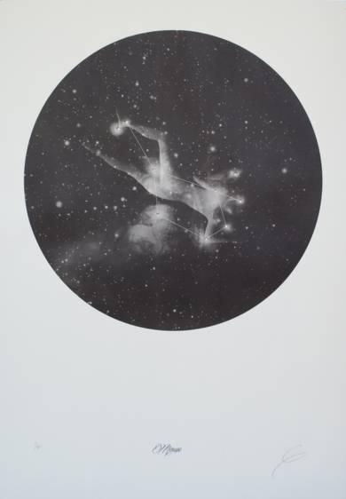 Merope|Obra gráficadeElisa de la Torre| Compra arte en Flecha.es
