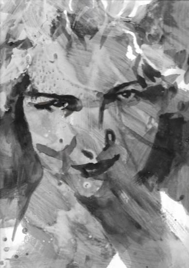 Marlene Dumas PinturadeAlvaro Sellés  Compra arte en Flecha.es
