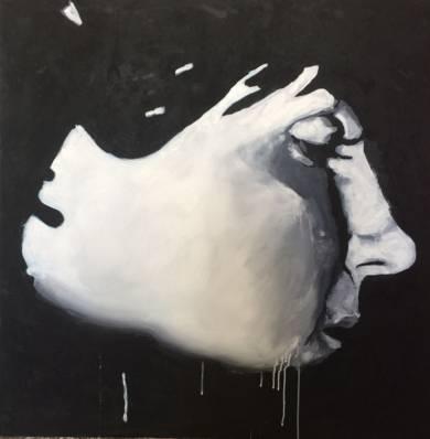 Juana Frances|PinturadeAlvaro Sellés| Compra arte en Flecha.es