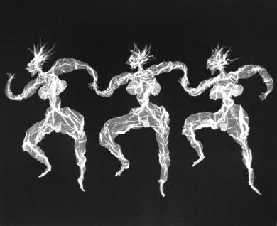 Tres brujas FotografíadeCasimiro Martinferre  Compra arte en Flecha.es