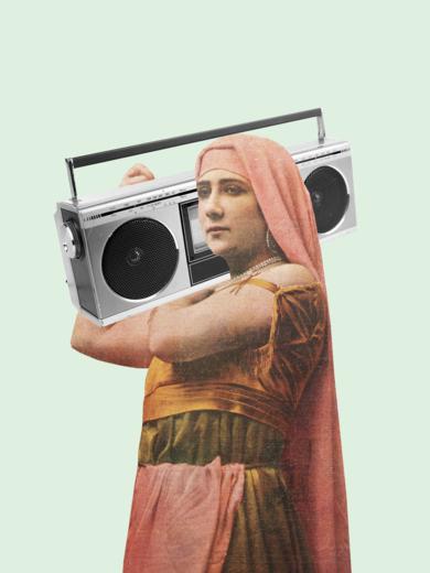 Rap|CollagedeJaume Serra Cantallops| Compra arte en Flecha.es