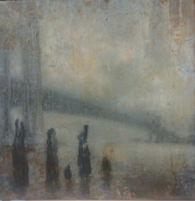 Puente de Manhattan PinturadeAlvaro Sellés  Compra arte en Flecha.es