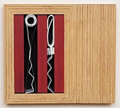 CP Nº 0102|Escultura de pareddeManuel Izquierdo| Compra arte en Flecha.es