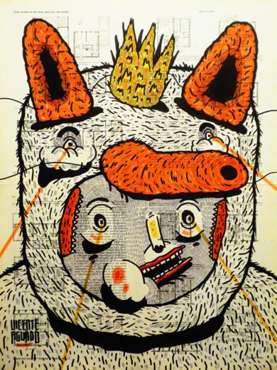 Vicente Aguado | Compra arte en Flecha.es
