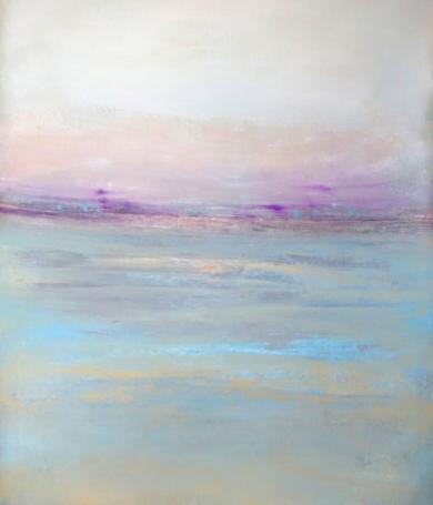 Un tiempo lejano|PinturadeEsther Porta| Compra arte en Flecha.es