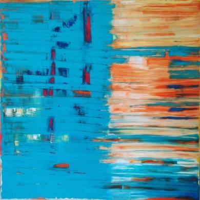 Romantic Letters|PinturadeMadam P| Compra arte en Flecha.es