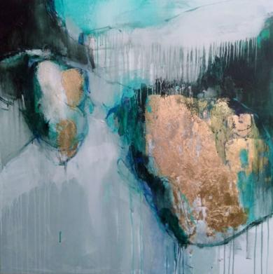 Lost and Found: The Island|PinturadeMagdalena Morey| Compra arte en Flecha.es