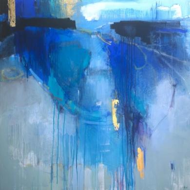 Lost and Found: Long Exposure|PinturadeMagdalena Morey| Compra arte en Flecha.es