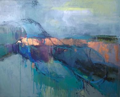 Dormant|PinturadeMagdalena Morey| Compra arte en Flecha.es
