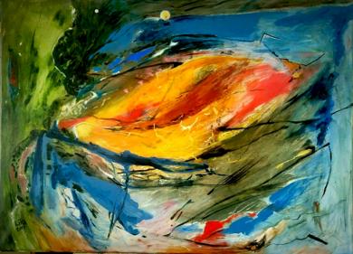El fondo del Mar|PinturadeLika| Compra arte en Flecha.es