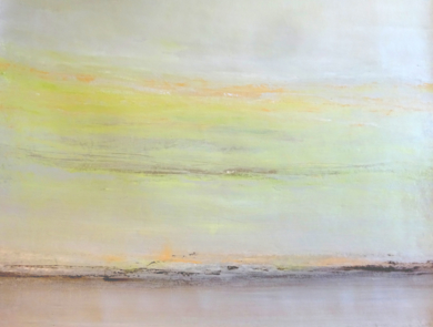 Debe ser el aire, y puede ser el agua|PinturadeEsther Porta| Compra arte en Flecha.es