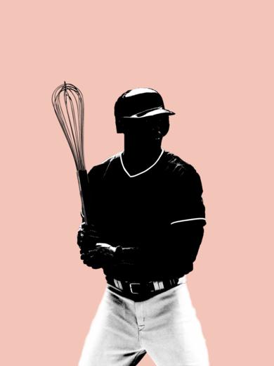 Nu Baseball|CollagedeJaume Serra Cantallops| Compra arte en Flecha.es