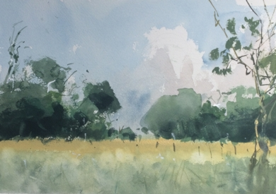 Primavera|PinturadeIñigo Lizarraga| Compra arte en Flecha.es