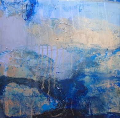 Abrasion: Water|PinturadeMagdalena Morey| Compra arte en Flecha.es