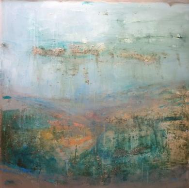 Daydream: Weathering|PinturadeMagdalena Morey| Compra arte en Flecha.es