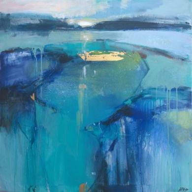 From the Distance 1|PinturadeMagdalena Morey| Compra arte en Flecha.es