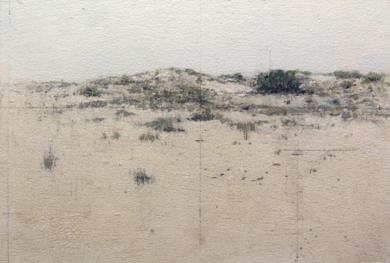 Dunas de Doñana III|PinturadeJosé Luis Romero| Compra arte en Flecha.es