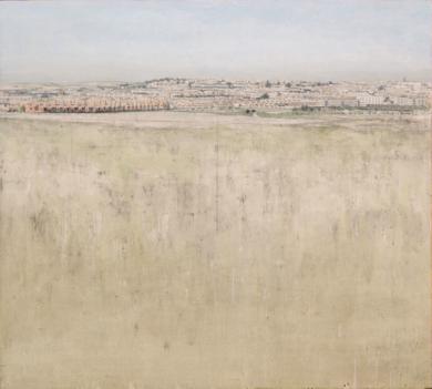 Jerez desde el Pago Torrox|PinturadeJosé Luis Romero| Compra arte en Flecha.es