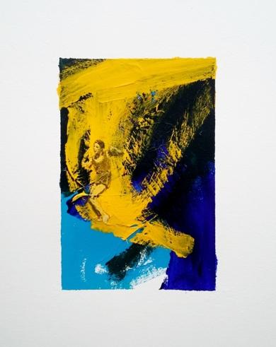 Carol|PinturadeDilsa Jimenez| Compra arte en Flecha.es