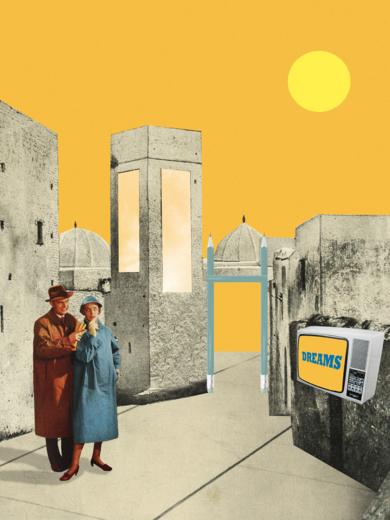 Tetuan|CollagedeJaume Serra Cantallops| Compra arte en Flecha.es