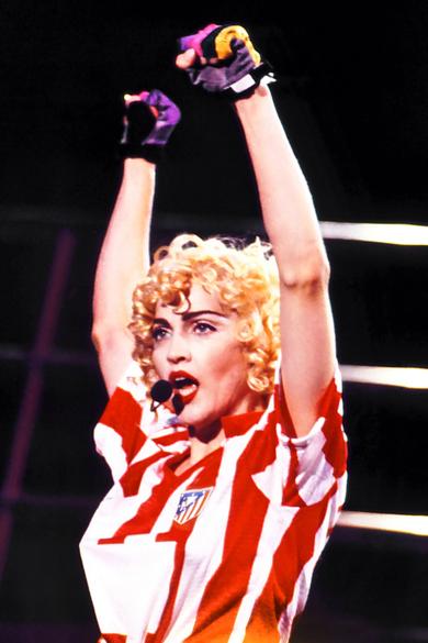 Madonna en concierto  en El Vicente Calderon|FotografíadeDomingo J. Casas| Compra arte en Flecha.es