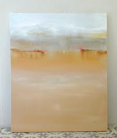 A través del agua|PinturadeEsther Porta| Compra arte en Flecha.es