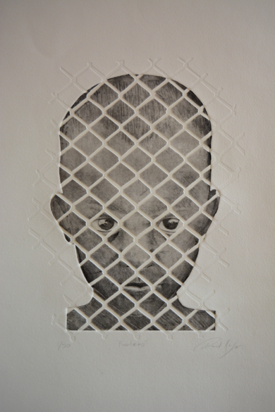 Fronteras|Obra gráficadeDavid Rojas| Compra arte en Flecha.es
