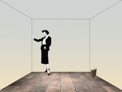 Prisoner|CollagedeJaume Serra Cantallops| Compra arte en Flecha.es