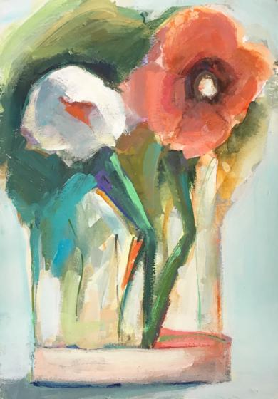 Lugares y Jardines Imaginarios  X|PinturadeTeresa Muñoz| Compra arte en Flecha.es