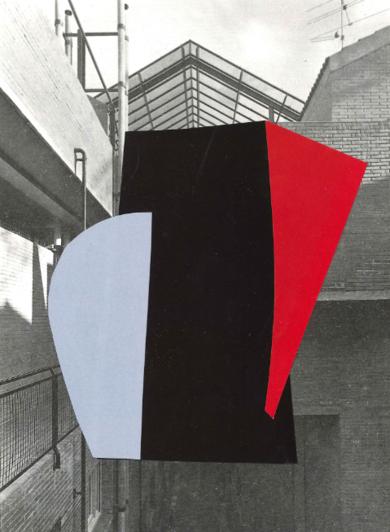 HABITAR 14|CollagedeBeatriz Dubois| Compra arte en Flecha.es