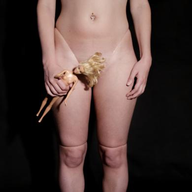 Barbie Girl|DigitaldeMar Agüera| Compra arte en Flecha.es