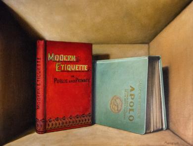 'Moderm Etiquette|PinturadeAlicia Moneva| Compra arte en Flecha.es