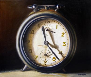 'el tiempo eterno'|PinturadeAlicia Moneva| Compra arte en Flecha.es