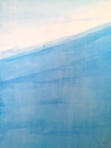 Reto|PinturadeMilena Mateva| Compra arte en Flecha.es