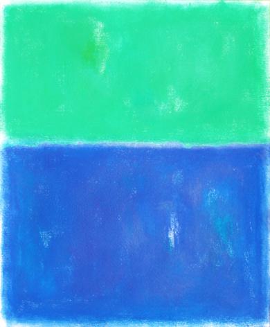 Emerald sea|PinturadeLuis Medina| Compra arte en Flecha.es
